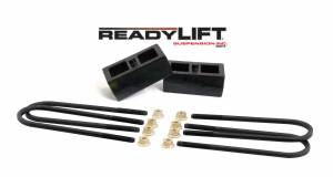Chevrolet 1500 - Chevrolet 1500 Suspension and Components - Chevrolet 1500 Leaf Spring Blocks
