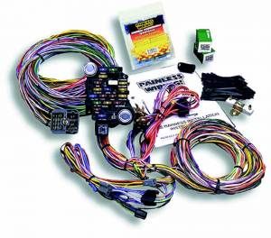 Chevrolet 2500/3500 Wiring Harnesses