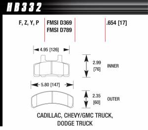 Truck & Offroad Performance - Chevrolet 2500/3500 - Chevrolet 2500/3500 Brakes