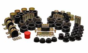 Chevrolet C-10 - Chevrolet C10 Suspension and Components - Chevrolet C10 Suspension Bushing Kits