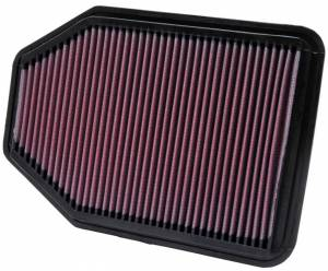Jeep Wrangler JK (07-Up) - Jeep Wrangler JK Air and Fuel - Jeep Wrangler JK Air Filter Elements