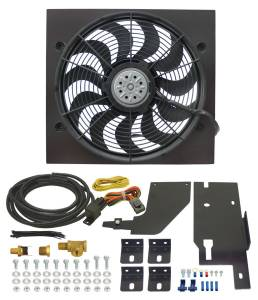 Truck & Offroad Performance - Jeep Wrangler YJ (87-95) - Jeep Wrangler YJ Heating and Cooling