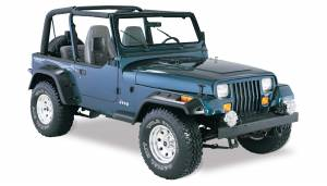Truck & Offroad Performance - Jeep Wrangler YJ (87-95)
