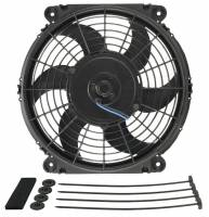 "Cooling & Heating - Derale Performance - Derale 10"" Tornado Electric Fan - 650 CFM, 2700 RPM, 5.3 Amp Draw"