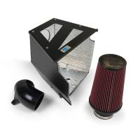 Cold Air Inductions - Cold Air Inductions Impala and Monte Carlo Cold Air Intake - Textured-Black - Image 2