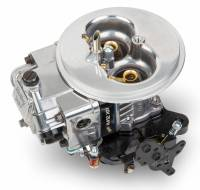 Gasoline Circle Track Carburetors - 500 CFM 2-Barrel Circle Track Racing Carburetors - Holley Performance Products - Holley 500 CFM Ultra XP 2BBL Carburetor - Black Anodize / Polished