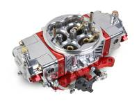 Drag Racing Carburetors - 850 CFM Drag Carburetors - Holley Performance Products - Holley 850CFM Ultra XP Carburetor - Red Anodize/Polished