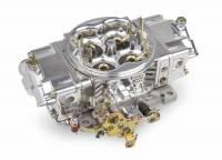 Street and Strip Carburetors - Holley Model 4150 HP Carburetors - Holley Performance Products - Holley 750 CFM Aluminum Street HP Carburetor - Mechanical Secondary