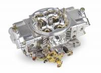 Street and Strip Carburetors - Holley Model 4150 HP Carburetors - Holley Performance Products - Holley 850 CFM Aluminum Street HP Carburetor