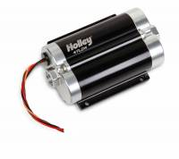 Air & Fuel System - Holley Performance Products - Holley 130 GPH Dominator In-Line Billet Fuel Pump