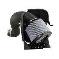 Dodge Ram 2500HD/3500 Air and Fuel - Dodge Ram 2500HD/3500 Air Cleaner Assemblies and Air Intake Kits - aFe Power - aFe Power Magnum FORCE Stage-2 Pro DRY S Cold Air Intake System - Dodge Diesel 03-09 5.9/6.7L