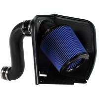 Dodge Ram 2500HD/3500 Air and Fuel - Dodge Ram 2500HD/3500 Air Cleaner Assemblies and Air Intake Kits - aFe Power - aFe Power Magnum FORCE Stage-2 Pro 5R Cold Air Intake System - Dodge Diesel 03-07 5.9L