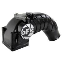 "Dodge Ram 2500HD/3500 Air and Fuel - Dodge Ram 2500HD/3500 Air Intake Inlet Tubes, Elbows, and Components - aFe Power - aFe Power BladeRunner 3"" Intake Manifold - Dodge Diesel 03-07 5.9L"