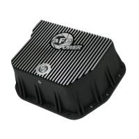 Dodge Ram 2500HD/3500 Drivetrain - Dodge Ram 2500HD/3500 Automatic Transmissions and Components - aFe Power - aFe Power Transmission Pan Cover (Machined) - Dodge Diesel 94-07 5.9L