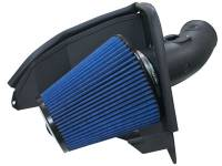 Ford F-250 / F-350 Air and Fuel - Ford F-250 / F-350 Air Cleaner Assemblies and Air Intake Kits - aFe Power - aFe Power Magnum FORCE Stage-2 Pro 5R Cold Air Intake System - Ford Diesel 03-07 6.0L