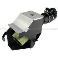Air Intakes - Ford Air Intakes - aFe Power - aFe Power Magnum FORCE Stage-2 Pro GUARD7 Cold Air Intake System - Ford Diesel 08-10 6.4L