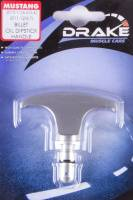 Engine Components - Drake Automotive Group - Drake Automotive Group Oil Stick Handle Billet 05-14 Mustang3.7/4.6/5.4