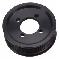Supercharger Components - Supercharger Pulleys - Edelbrock - Edelbrock Pulley Supercharger 3.25 Diameter