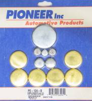 Engine Components - Pioneer Automotive Products - Pioneer 350 Olds Freeze Plug Kit - Brass