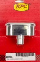 Engine Components - Racing Power - Racing Power Co-Packaged Alum Finned V/C Breather Polished