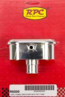 Engine Components - Racing Power - Racing Power Co-Packaged Alum Finned PCV Breather Polished