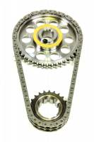 ROLLMASTER-ROMAC - Rollmaster-Romac BBF Billet Roller Timing Set w/Shim