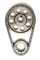 Engine Components - Rollmaster - Rollmaster-Romac SBF Billet Roller Timing Set w/Shim & Nit. Sprkts