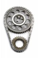 ROLLMASTER-ROMAC - Rollmaster-Romac BBC Billet Roller Timing Set w/Torr. Bearing