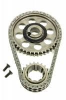 ROLLMASTER-ROMAC - Rollmaster-Romac SBF Billet Roller Timing Set w/Torr. Bearing