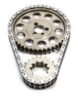 Engine Components - Rollmaster - Rollmaster-Romac SBC Billet Roller Timing Set w/Torr. Bearing