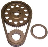 Timing Chains - Timing Chains - SB Chevy - Cloyes - Cloyes Billet True Roller Timing Set - SBC