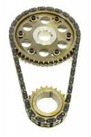 Timing Chains - Timing Chains - SB Chrysler - Rollmaster - Rollmaster-Romac SBM Billet Roller Adj. Timing Set