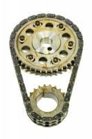 Engine Components - Rollmaster - Rollmaster-Romac SBF Billet Roller Adj. Timing Set w/Torr. Brg