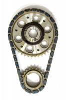 ROLLMASTER-ROMAC - Rollmaster-Romac SBF EFI Billet Roller Adj. Timing Set w/Torr.