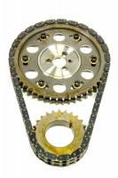 Engine Components - Rollmaster - Rollmaster-Romac BBC Billet Roller Adj. Timing Set w/Torr. Brg