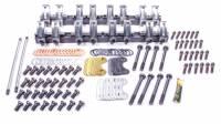 Rocker Arms - Shaft Mount Rocker Arms - SB Chevy - PRW Industries - Prw Industries Shaft Mount R/A System - SBC 1.6 Ratio