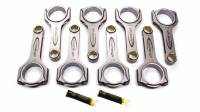 Connecting Rods - Connecting Rods - SB Chevy - Callies Performance Products - Callies SBC Forged H-Beam Rods 6.200/2.000