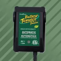 Battery - Battery Chargers - Battery Tender - Battery Tender 6V Battery Tender JR