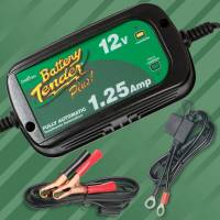 Battery - Battery Chargers - Battery Tender - Battery Tender 12 Volt Battery Tender Plus California Approved