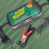 Battery - Battery Chargers - Battery Tender - Battery Tender 12 Volt Power Tender Plus California Approved