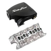 Ford Mustang (3rd Gen) Air and Fuel - Ford Mustang (3rd Gen) Intake Manifolds - Trick Flow - Trick Flow Intake Manifold Ford 5.0L Streetburner Black