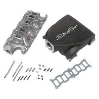 Engine Components - Trick Flow - Trick Flow Intake Manifold Ford 5.0L Track Heat Black