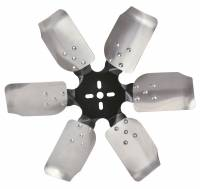 "Belt Driven Fans - Aluminum Fans - Derale Performance - Derale 18"" Standard Rotation Rigid Race Fan, Aluminum Blade"