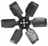 """Mechanical Cooling Fans - Steel Cooling Fans - Derale Performance - Derale 17"""" Standard Rotation Rigid Race Fan, Steel Blade"""