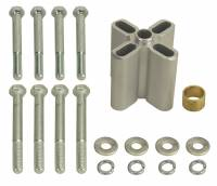 "Fan Parts & Accessories - Fan Spacers - Derale Performance - Derale 2 1/4"" Universal Aluminum Belt Fan Spacer"
