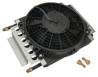 Drivetrain - Derale Performance - Derale 8 Pass Electra-Cool Remote Cooler, -6AN Inlets