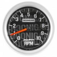 "Standard Tachometers - In-Dash Standard Tachs - Auto Meter - Auto Meter 3-3/8"" Tachometer 10K RPM Hoonigan Series"
