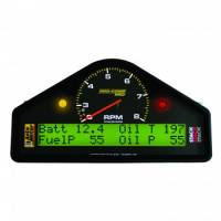 Gauges & Dash Panels - Digital Race Dash - Auto Meter - Auto Meter Pro-Comp Race Dash 0-8000 RPM Dual Range