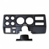 Gauge Mounting Solutions - Direct-Fit Dash Gauge Panels - Auto Meter - Auto Meter Direct Fit Dash Panel - 1973-83 GM Truck/Suburban