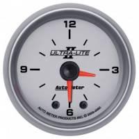 Gauges - Clocks - Auto Meter - Auto Meter Ultra-Lite II Clock - 2-1/16 in.